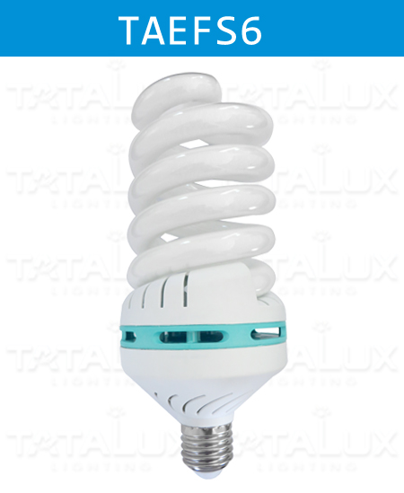 T6 HIGH POWER FULL SPIRAL LED - Tatalux
