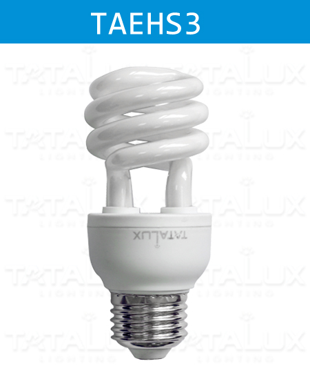 T3-HALF SPIRAL Lighting Products-Tatalux