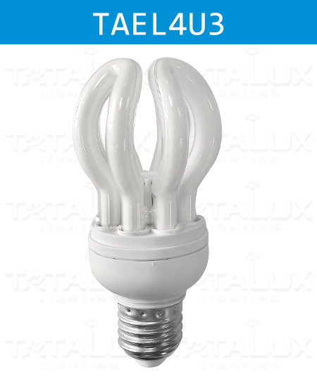 led Lotus lights 4U T3 - Tatalux