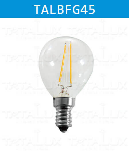 LED Filament Bulbs G45-Tatalux