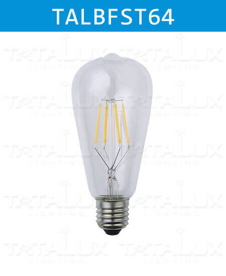 LED Filament Bulbs ST64-Tatalux