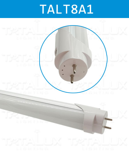 led tube alum series-TATALUX