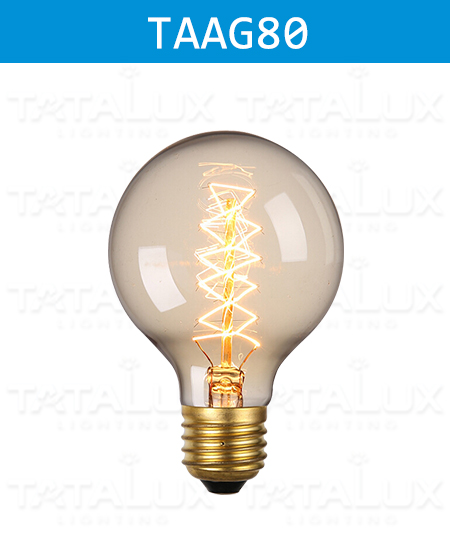 Antique Edison Bulbs G Series -Tatalux