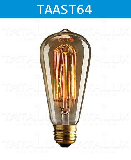 Antique Edison Bulbs ST Series -Tatalux