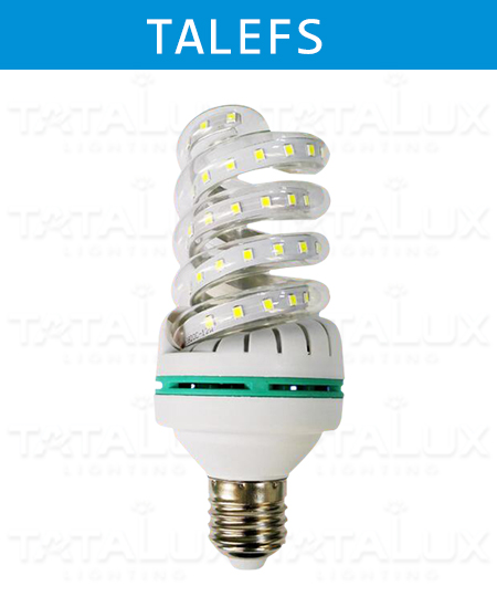 LED CORN CFL SPIRAL-TATALUX