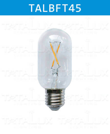 LED Filament Bulbs T45-Tatalux