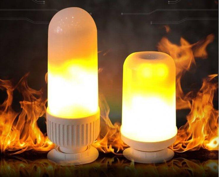 LED FLAME